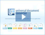 Видеопрезентация Универсального Конвертера Документов