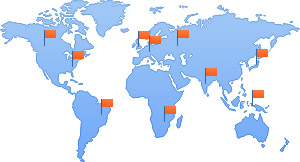 world map resellers