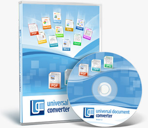Universal Document Converter - convert to PDF with ease!