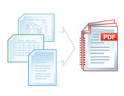 how to combine jpegs in pdf