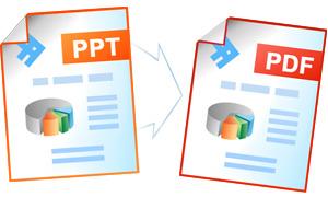 Конвертирование презентаций PowerPoint в формат PDF