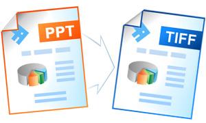 Конвертирование презентаций PowerPoint в формат TIFF