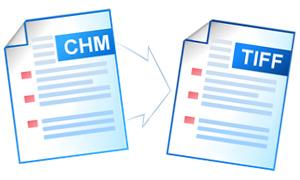 Конвертирование файлов CHM в формат TIFF