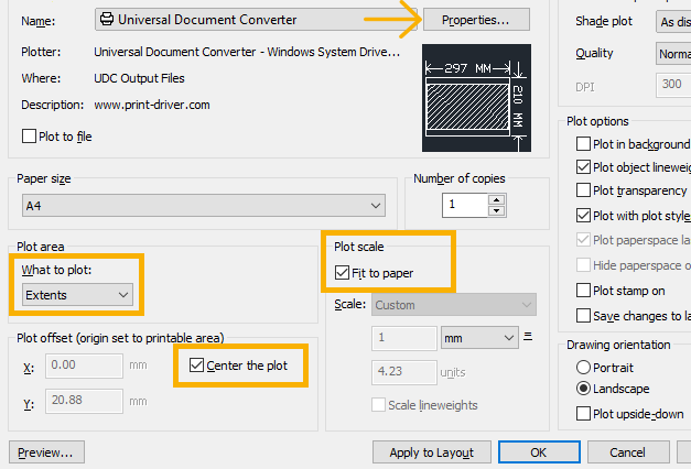 Convert AutoCAD DWG to JPEG - Complete Guide - Universal