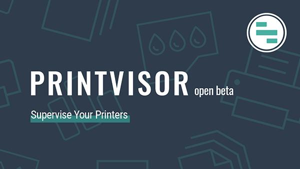 PrintVisor – New Printer Monitoring Software by fCoder